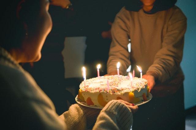 Cantonese Chinese Happy Birthday (Juk Leih Saangyaht Faiilohk)